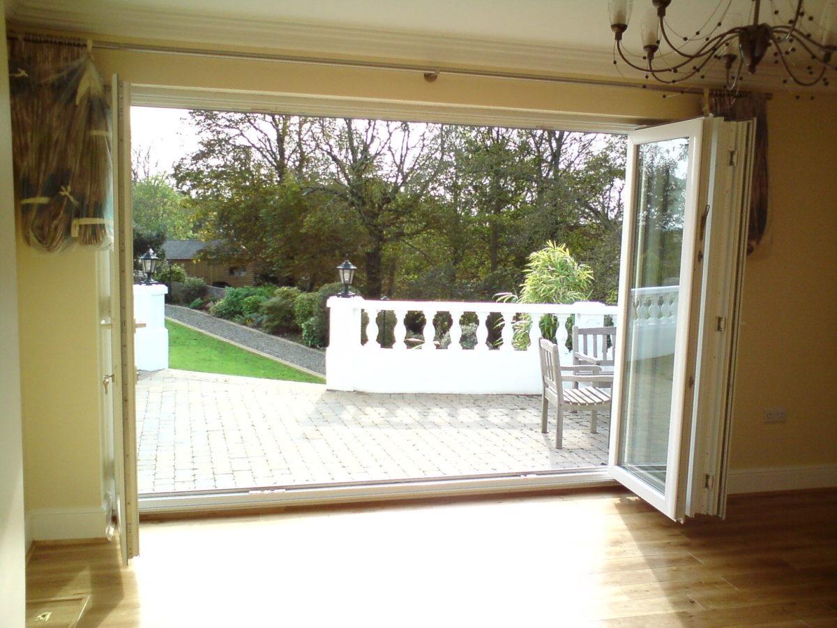 uPVC bifold doors cost Salisbury