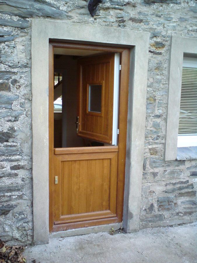 oak stable door salisbury wiltshire