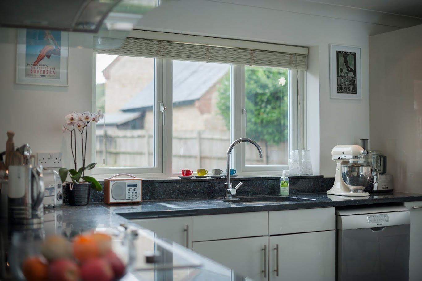 uPVC Casement Windows for New Forest Homes