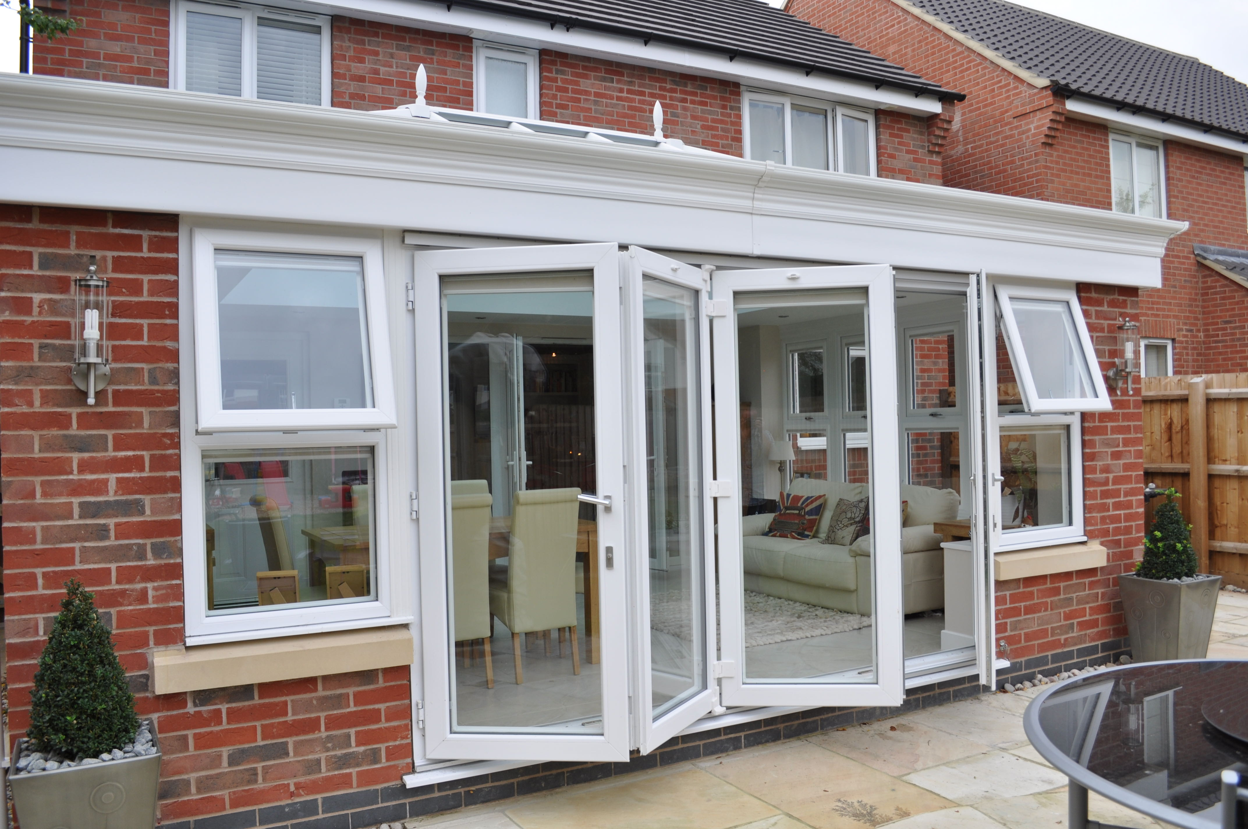 Upvc bi fold doors salisbury bi fold doors prices wiltshire for Upvc french doors leeds
