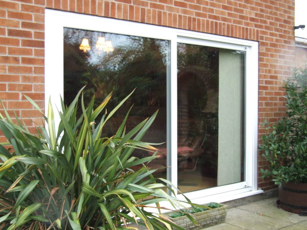 Double Sliding Patio Doors Salisbury
