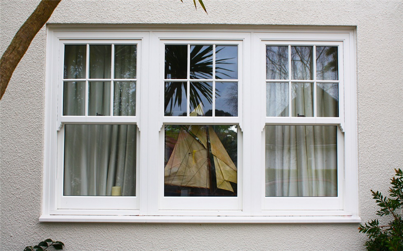 uPVC Window Styles, Harnham - uPVC Sliding Sash Windows