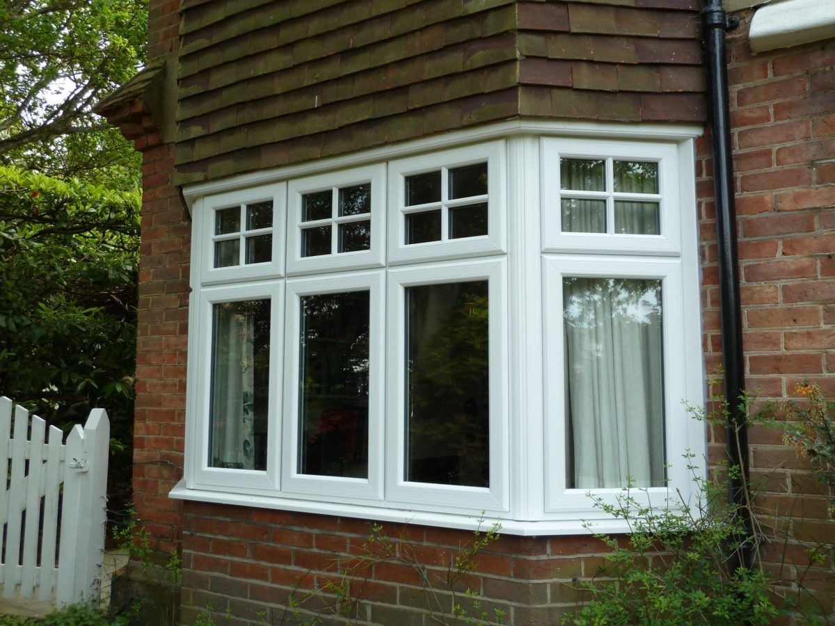 Bow Windows Wiltshire