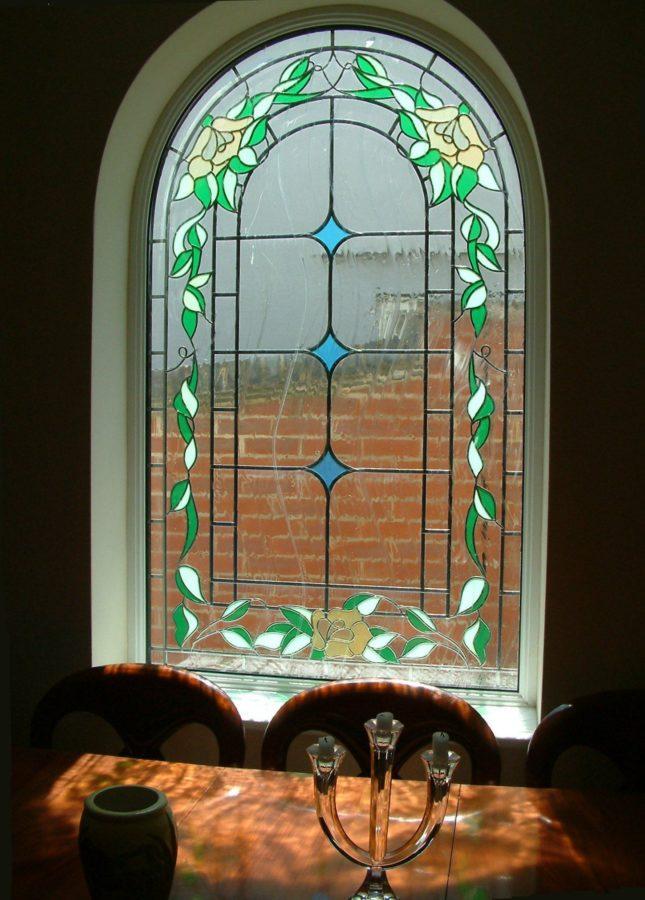 stained glass windows salisbury wiltshire