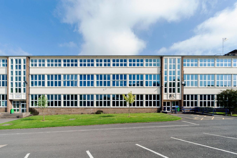 commercial aluminium schools salisbury wiltshire