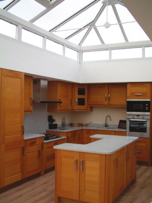 tiled conservatory roof cost salisbury