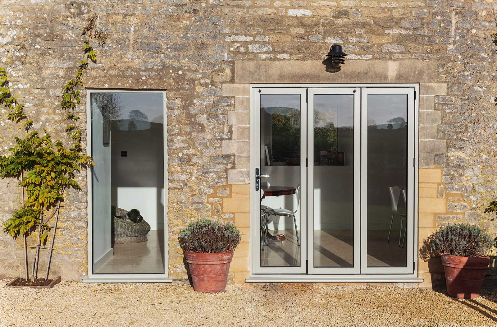 Aluminium Double Glazing Downton