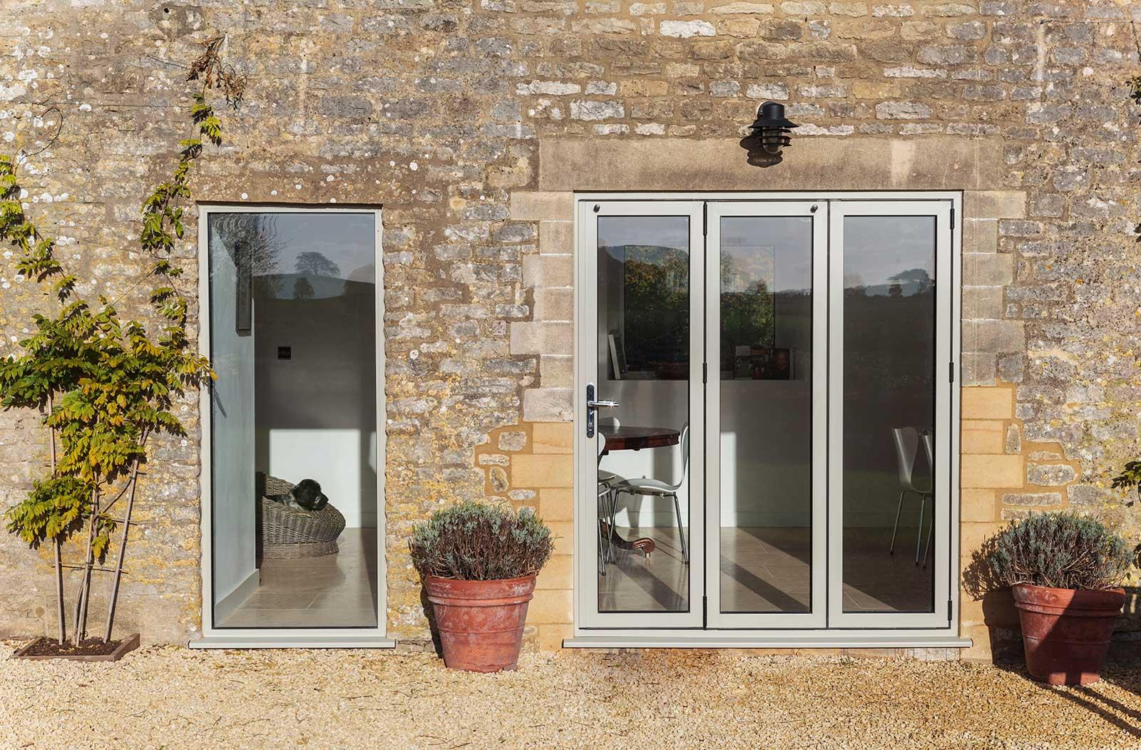 Aluminium Double Glazing quidhampton