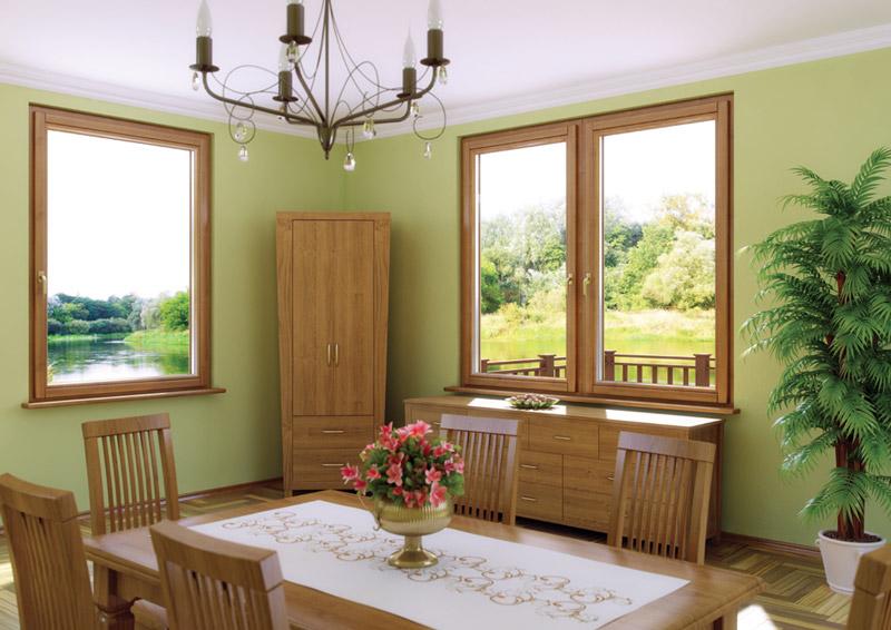 Secure Aluminium Clad Windows in Wiltshire