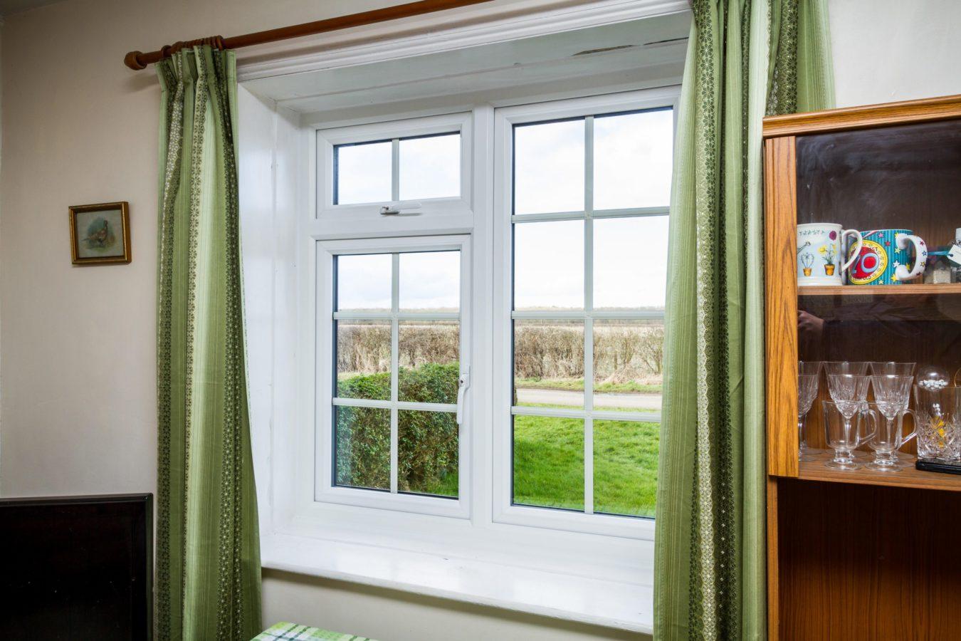 double glazed uPVC windows new forest