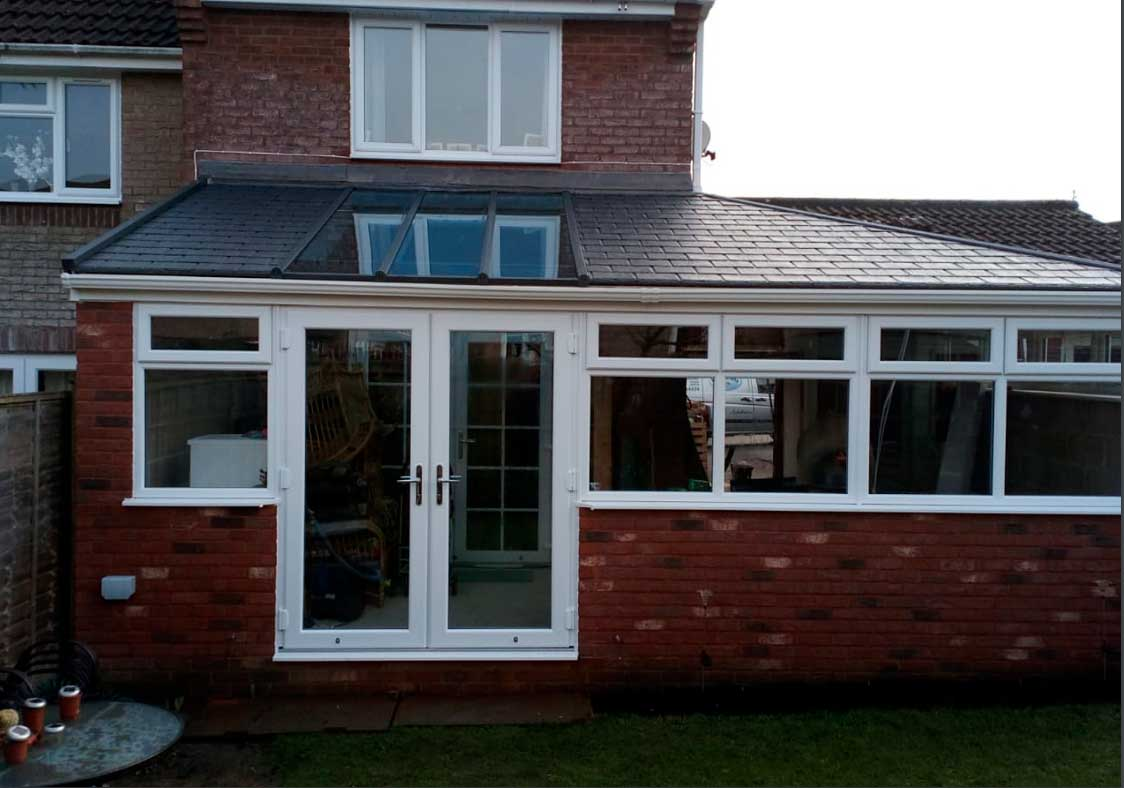 Tiled Conservatory Roof Salisbury