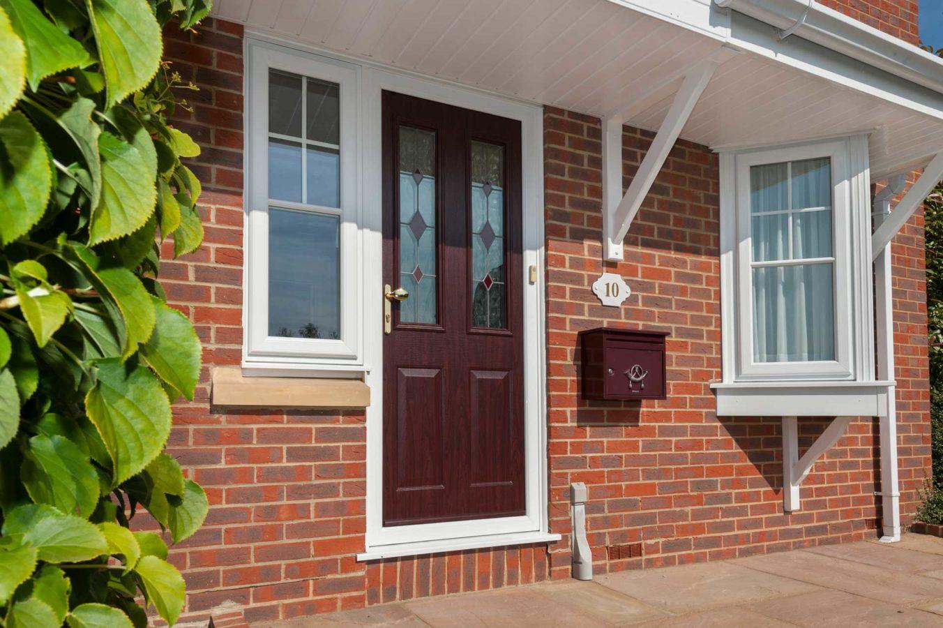Modern Front Door Salisbury