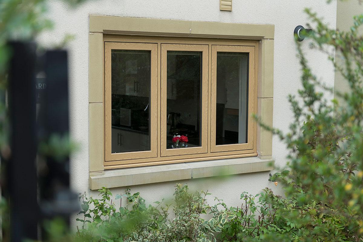 heritage flush sash windows burcombe